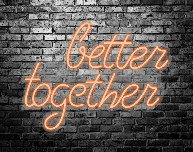 imagen-Neón Led Better Together