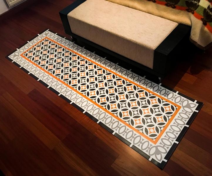 VisualGraphics | alfombra vinilica personalizada